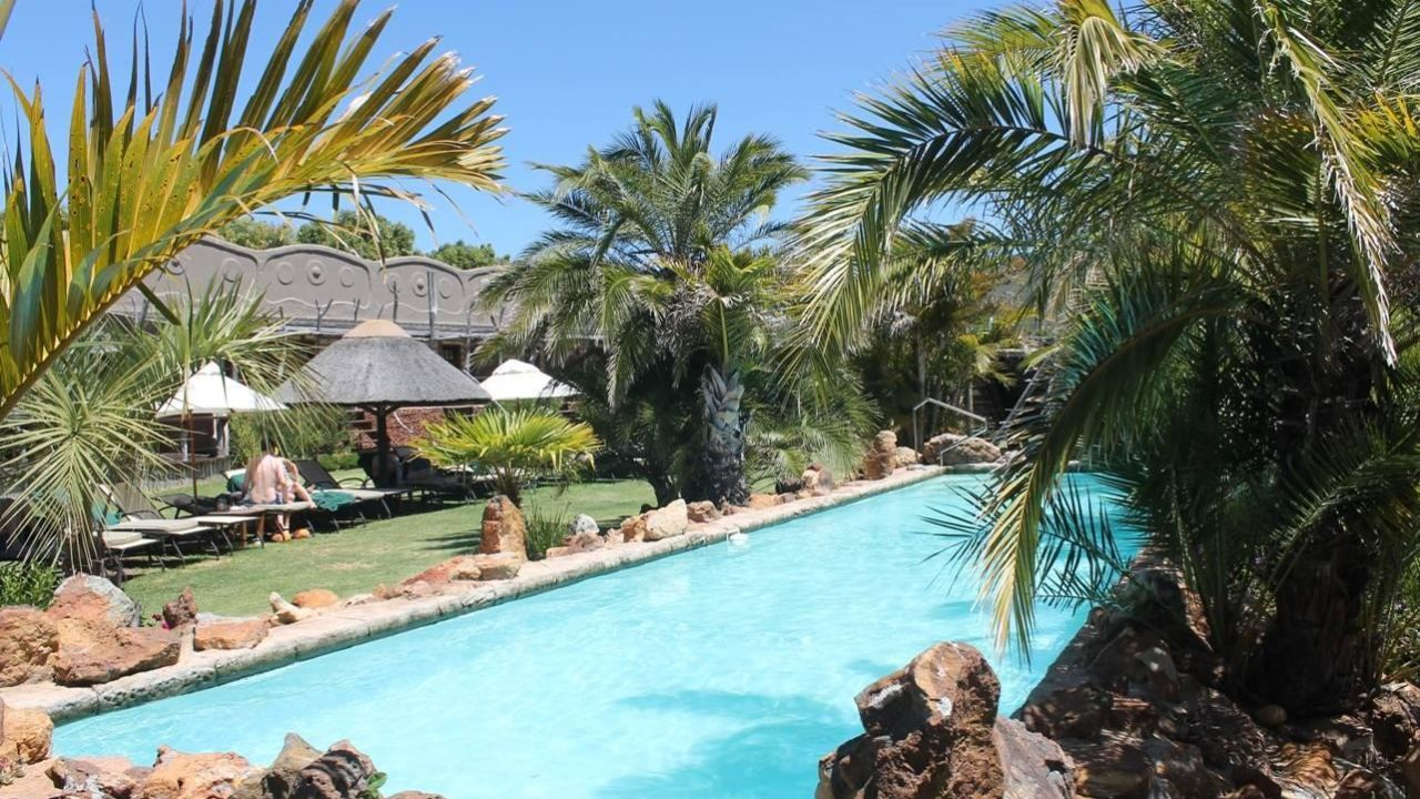 Garden Route Game Lodge ab 1350 €