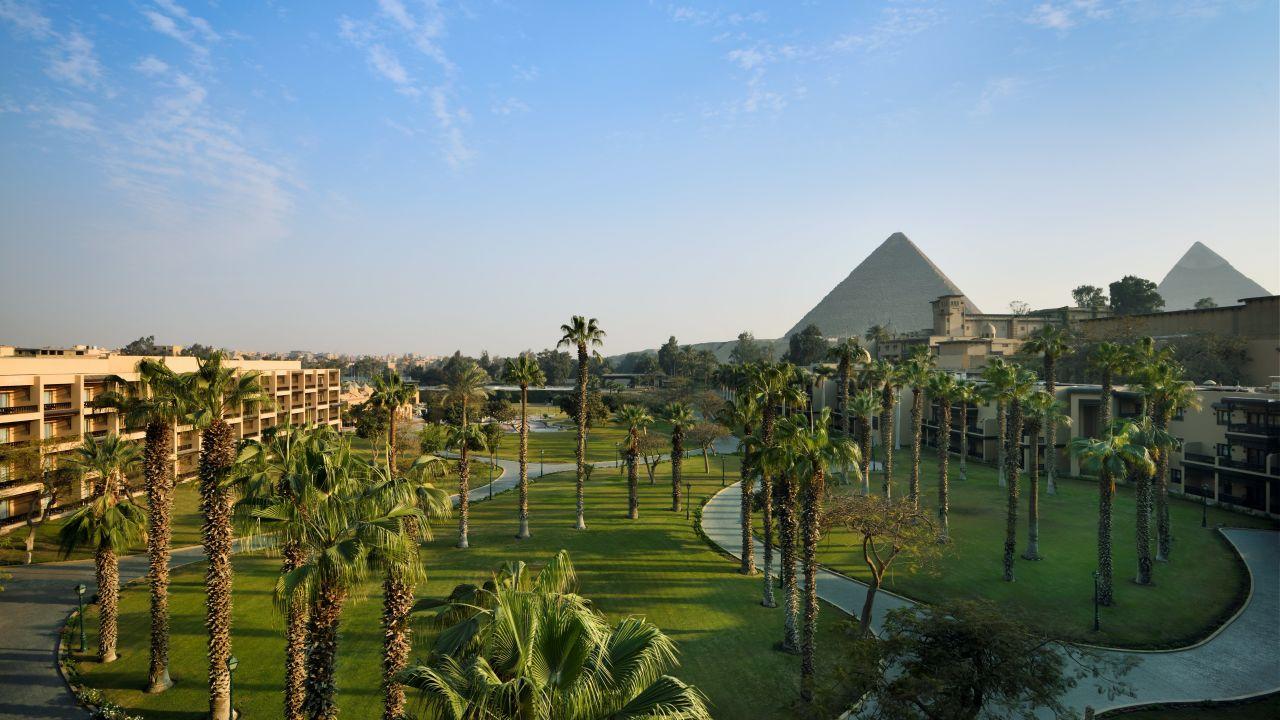 Marriott Mena House, Cairo ab 1285 €