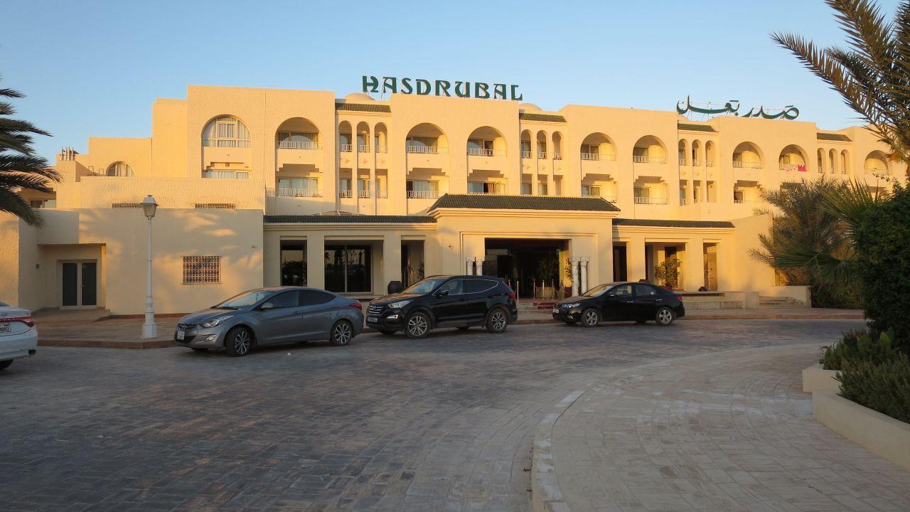 Hasdrubal Thalassa & Spa ab 448 €