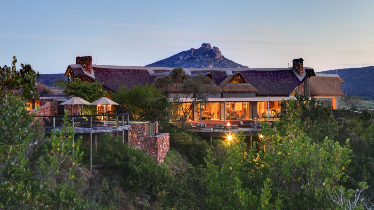 Botlierskop Private Game Reserve ab 1734 €